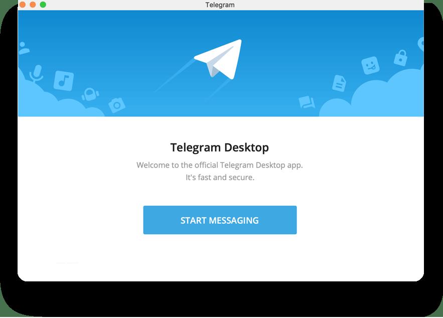 تبلیغات در پیام رسان تلگرام